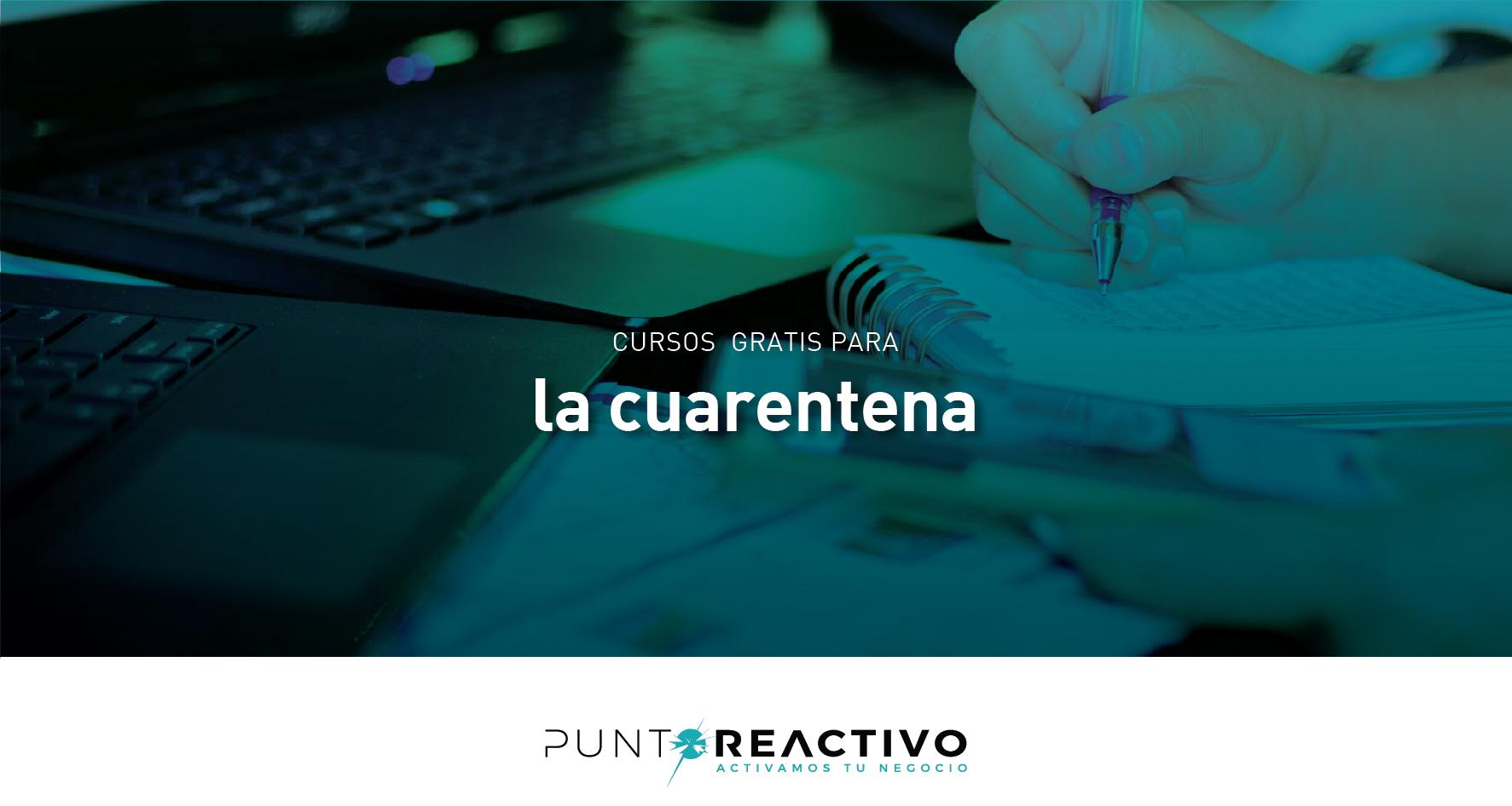 Cursos online para la cuarentena